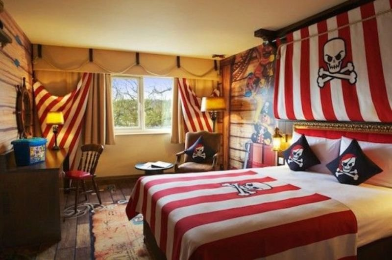 Best 25 Cool Pirate Themed Kids Room Design Ideas Kidsomania With Pictures