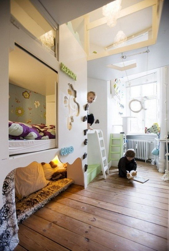 Best 15 Modern And Cool Kids Bunk Bed Designs Kidsomania With Pictures