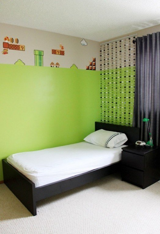 Best 7 Cool Video Games Themed Room For Kids Kidsomania With Pictures