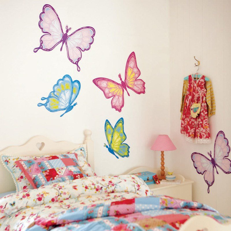 Best 10 Cool Girls Room Wall Stickers Kidsomania With Pictures