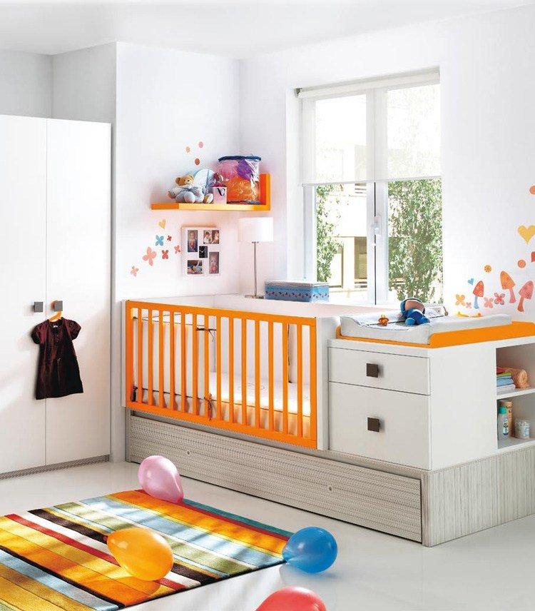 Best New Baby Nursery And Kids Room Furniture From Kibuc With Pictures