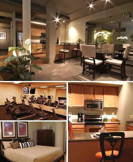 Best Downtown Detroit Two Bed Loft Apartments 2 Bedroom With Pictures