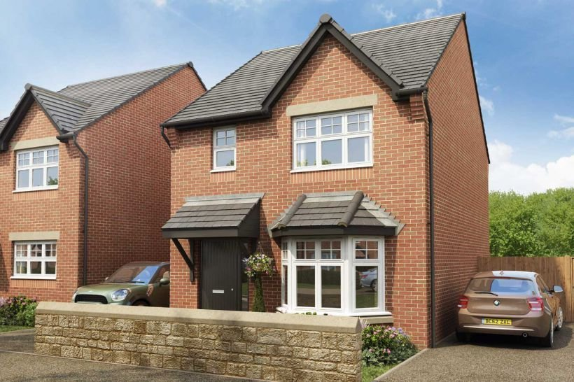 Best St Augustine S New Homes For Sale In Oldham Linden Homes With Pictures