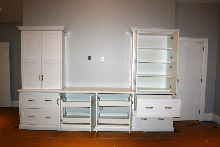 Best Entertainment Wall Units Gallery Lumsden Custom Cabinetry With Pictures