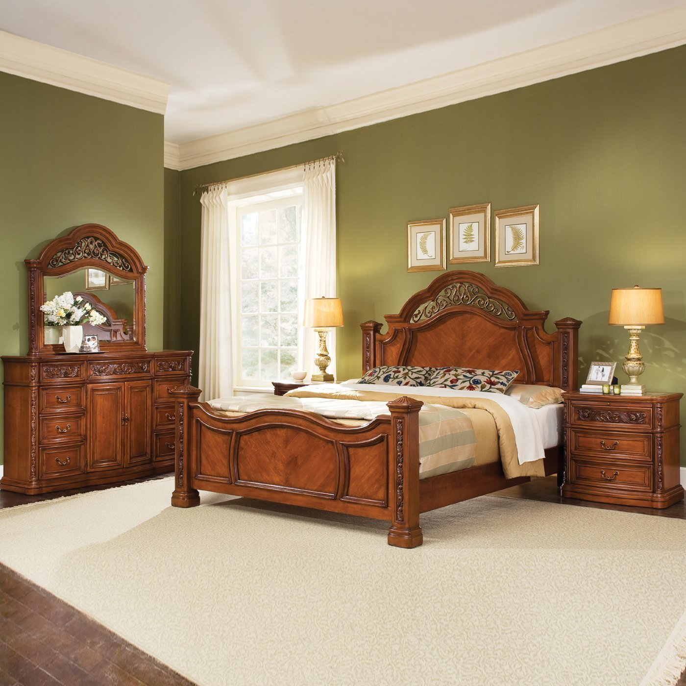 Best Nice King Bedroom Sets House Design Design Your Own King With Pictures