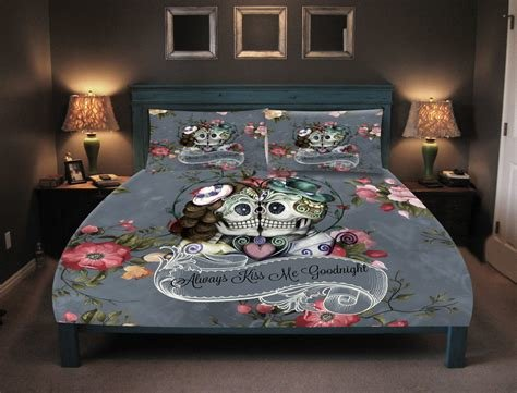 Best Fun Ideas For Day Of The Dead Bed S On What To Teach Your Children About Day Of The D Coma With Pictures