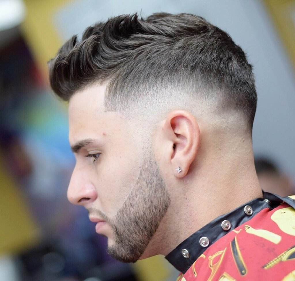Free 40 Top Taper Fade Haircut For Men High Low And Temple Wallpaper