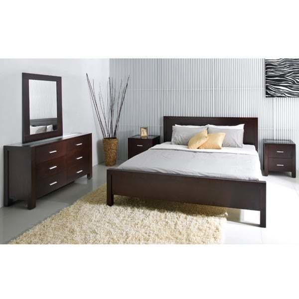 Best Abbyson Living Hamptons 5 Piece King Size Platform Bedroom With Pictures
