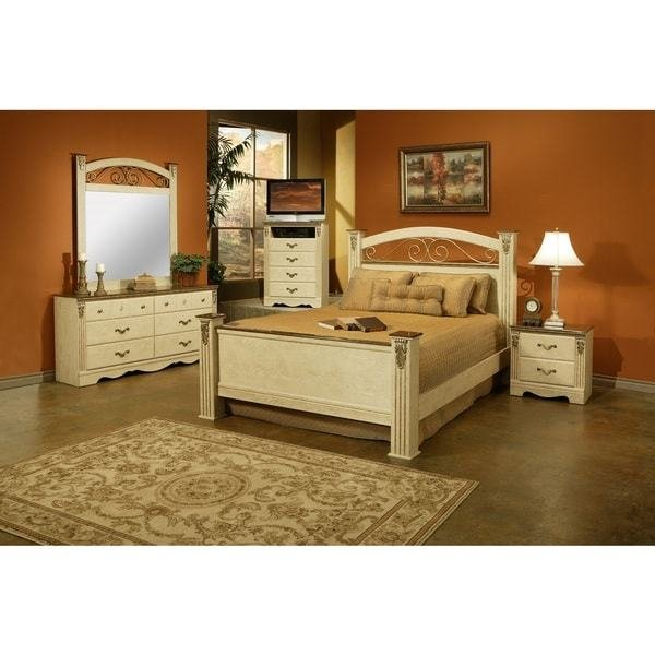 Best Sandberg Furniture Venetian Bedroom Set With Pictures