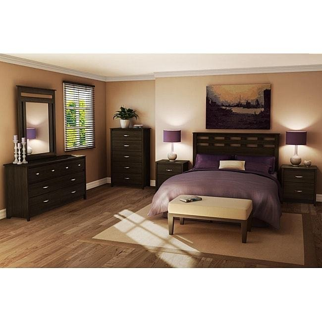 Best Vendome 5 Piece Bedroom Set 13079100 Overstock Com With Pictures