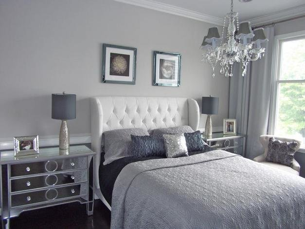 Best Guest Post Shades Of Grey In The Bedroom A Little With Pictures