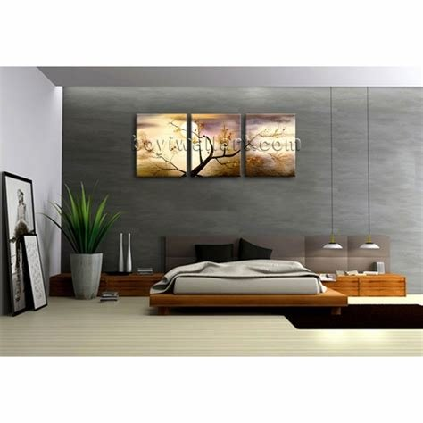 Best Large Abstract Impressionist Tree Painting Print On Canvas With Pictures