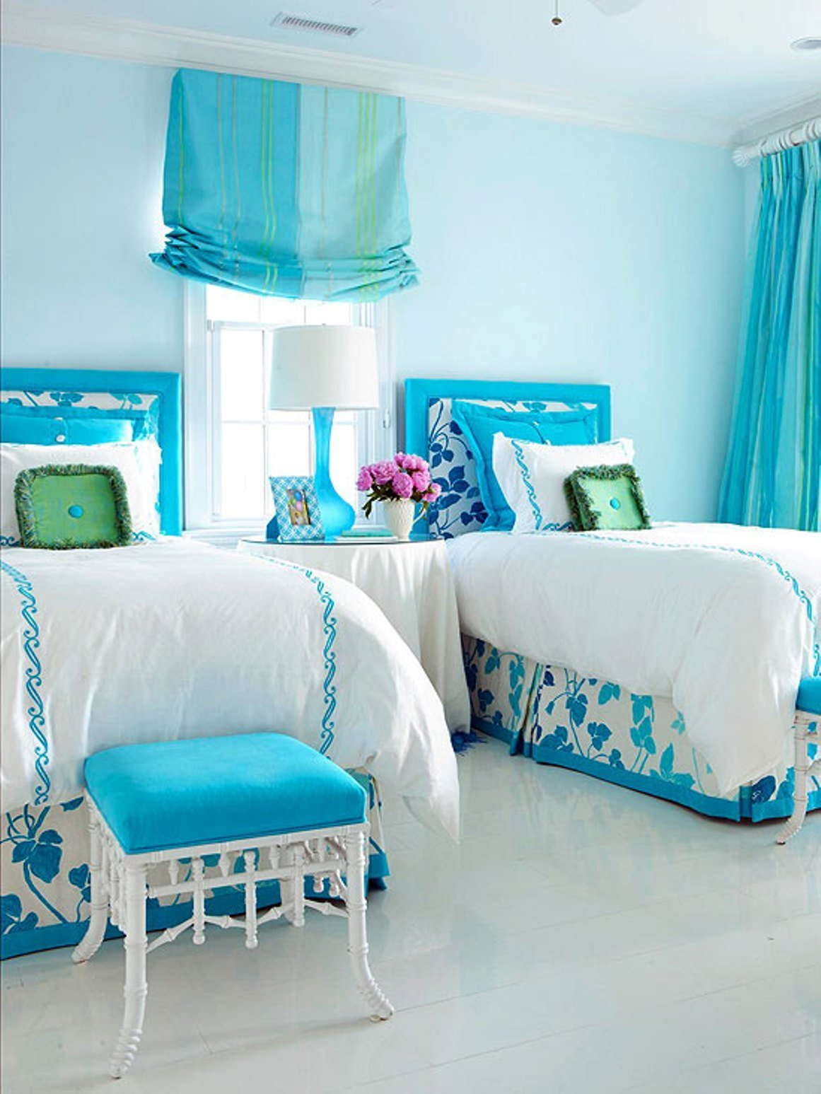 Best Blue Bedroom Decorating Ideas For Teenage Girls With Pictures