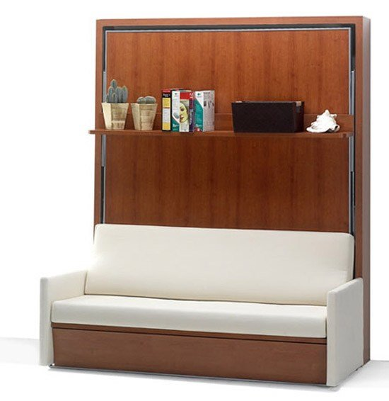 Best 11 Space Saving Fold Down Beds For Small Spaces Furniture With Pictures