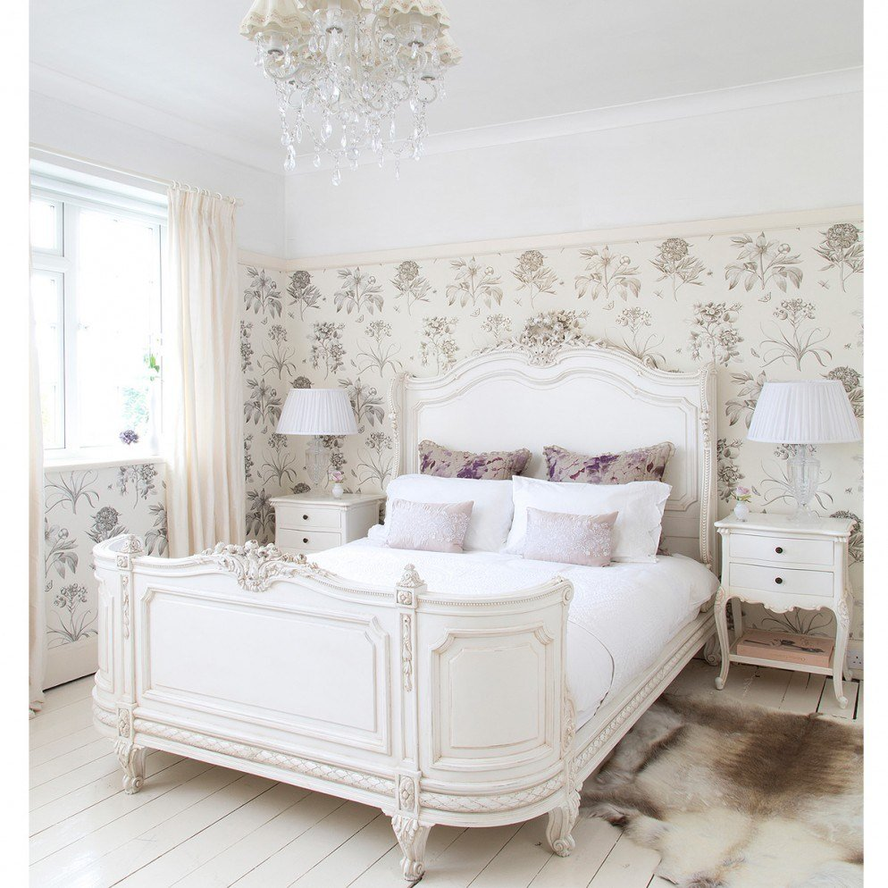 Best Distressed White French Country Blog With Pictures