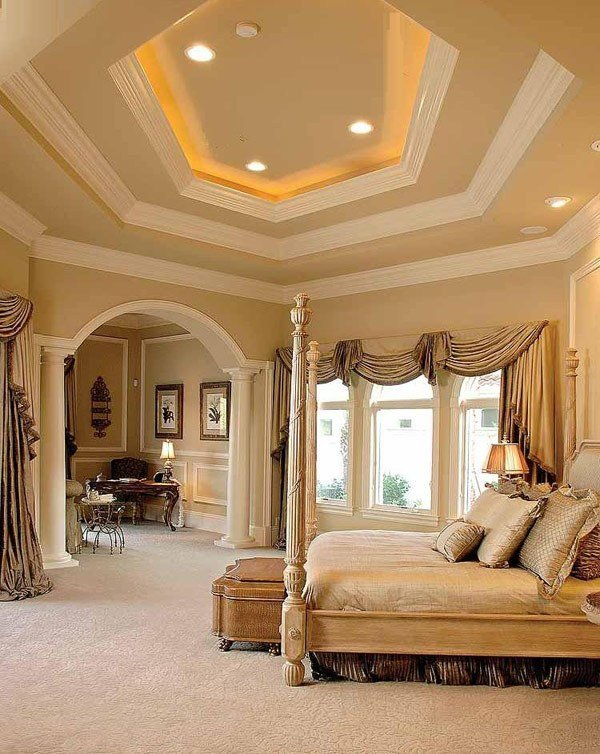 Best Crown Molding Designs And Ideas Panel Molding Ideas With Pictures