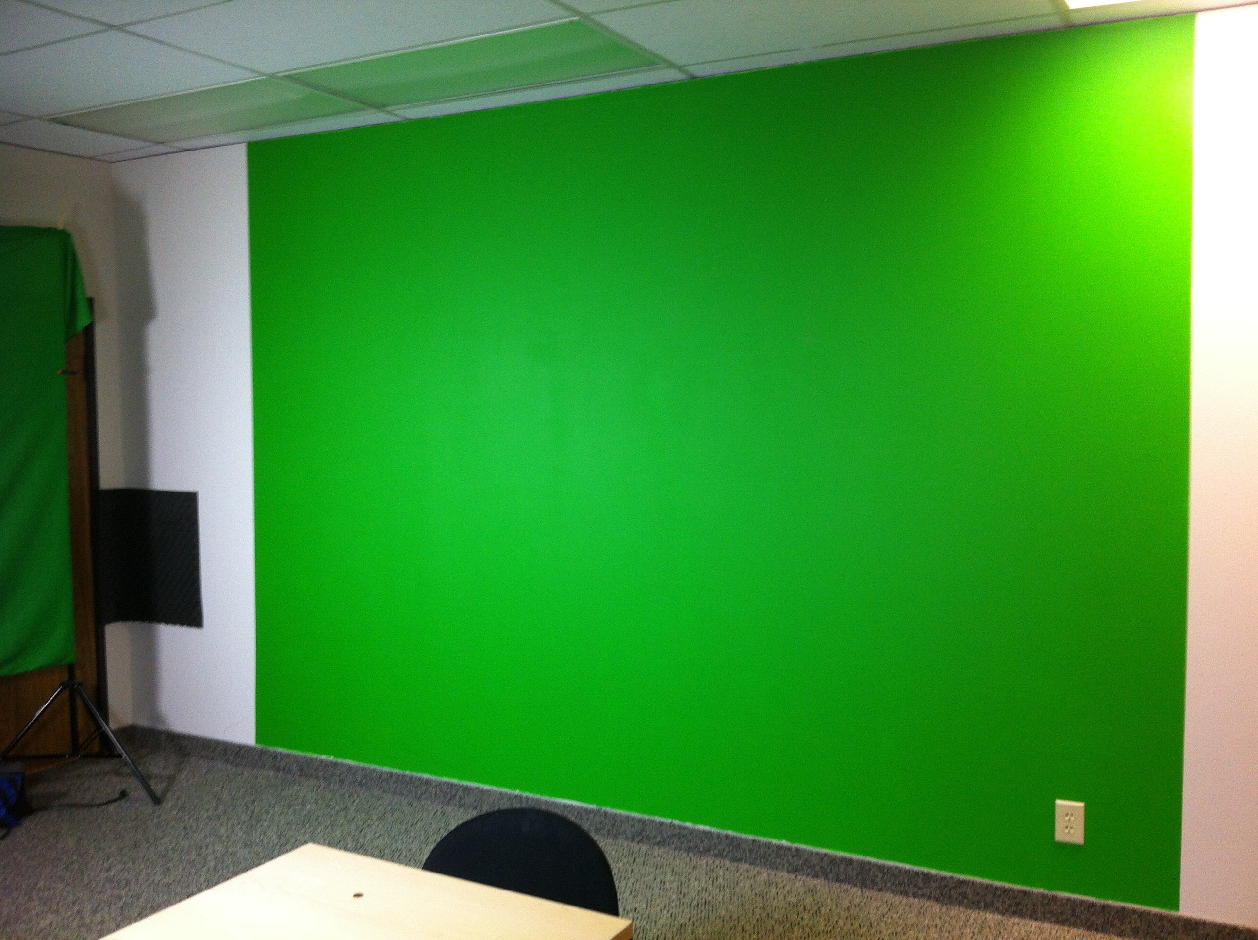 Best Chroma Key Green Screen Wall For Video Ben Smithson With Pictures
