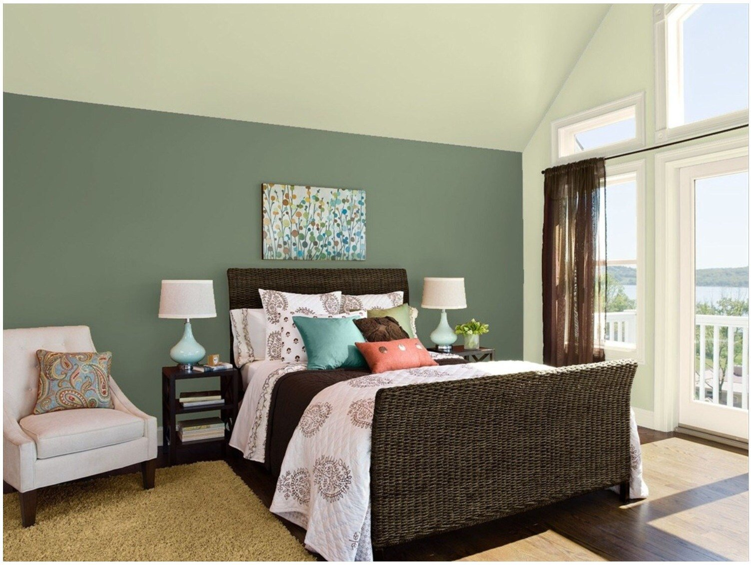 Best 2015 Benjamin Moore Paint Color Of The Year – Blackhawk With Pictures