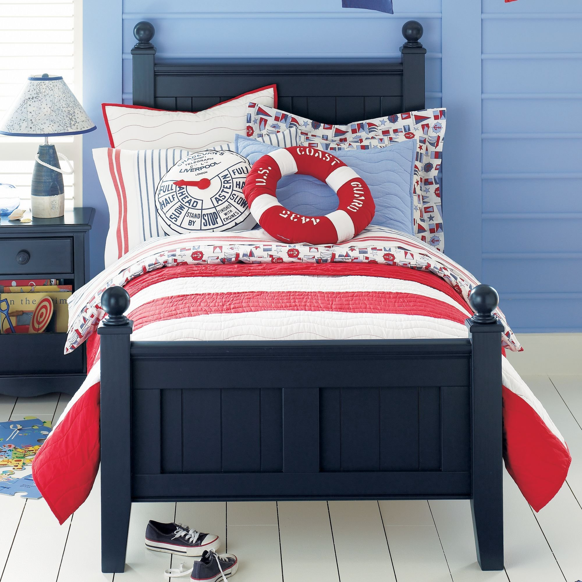 Best Nautical Room Decor Colorful Kids Rooms With Pictures