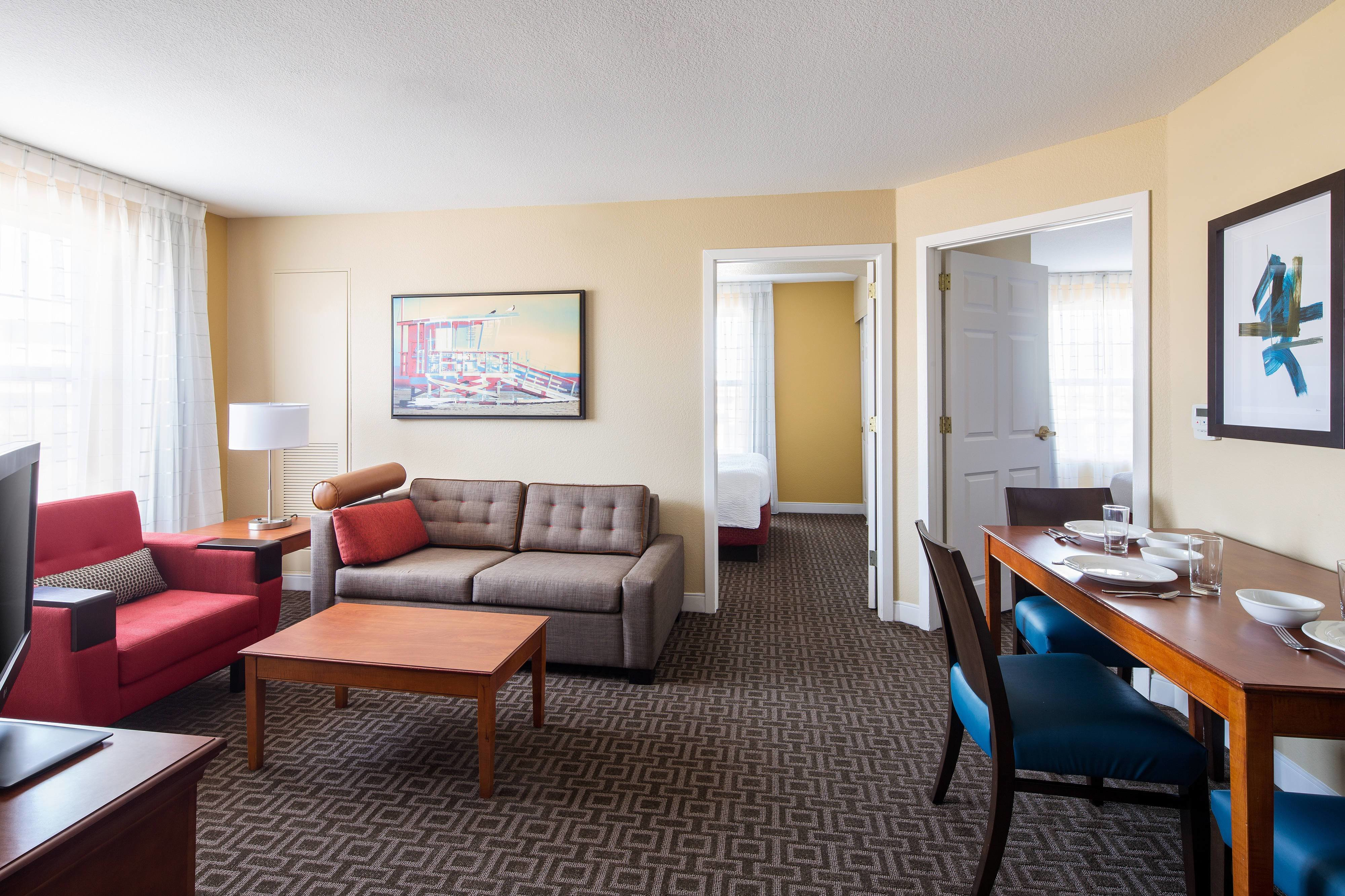 Best Hotel Rooms In Hawthorne Ca Towneplace Suites Los With Pictures