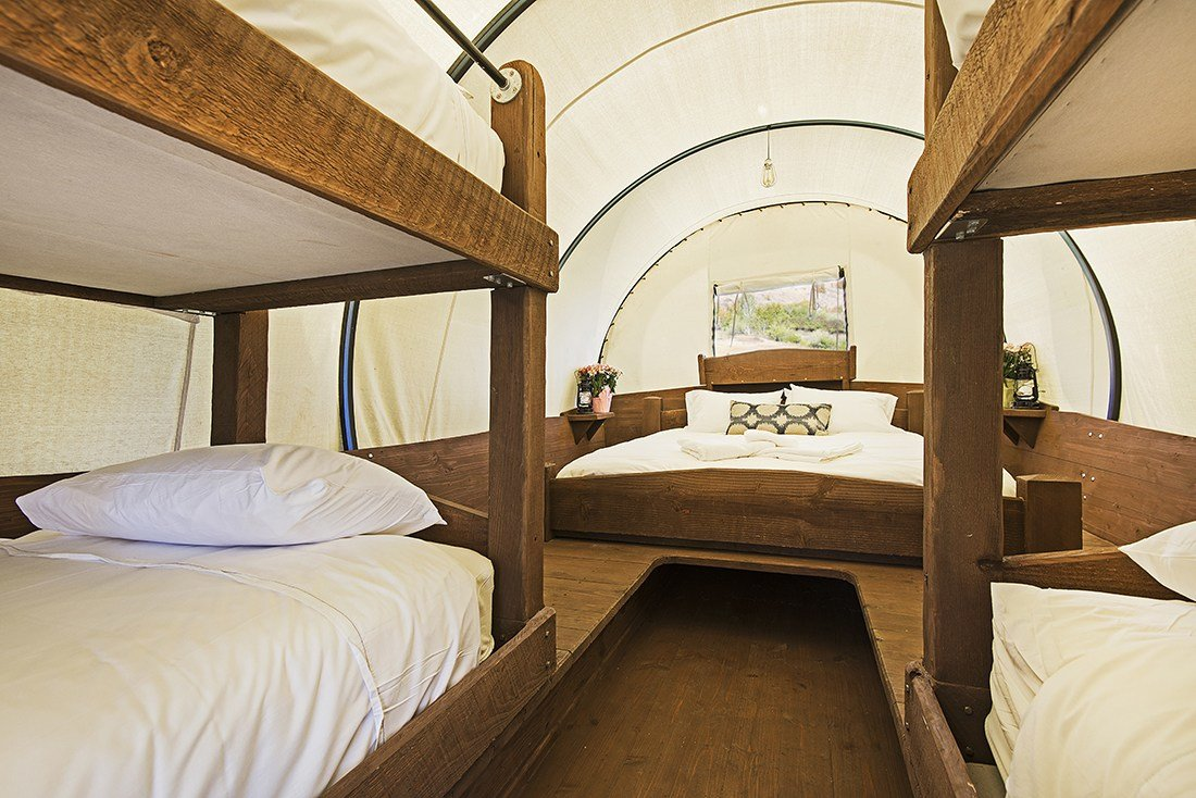 Best Stay At Capitol Reef National Park In Style Conestoga Wagons With Pictures