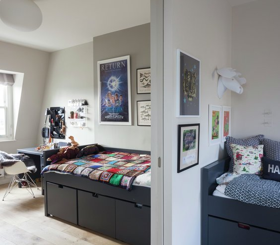 Best Double Up Shared Bedroom Ideas For Kids Real Simple With Pictures