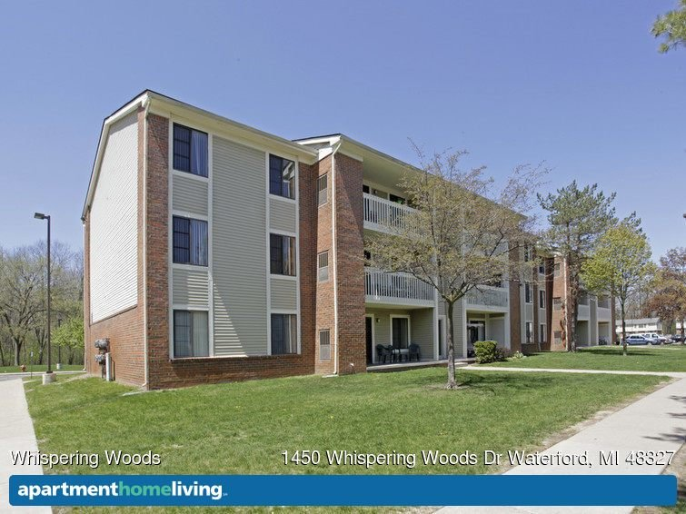 Best Whispering Woods Apartments Waterford Mi Apartments For With Pictures