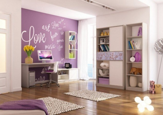 Best Awesome Purple Girls Bedroom Designs – The Viral Story With Pictures
