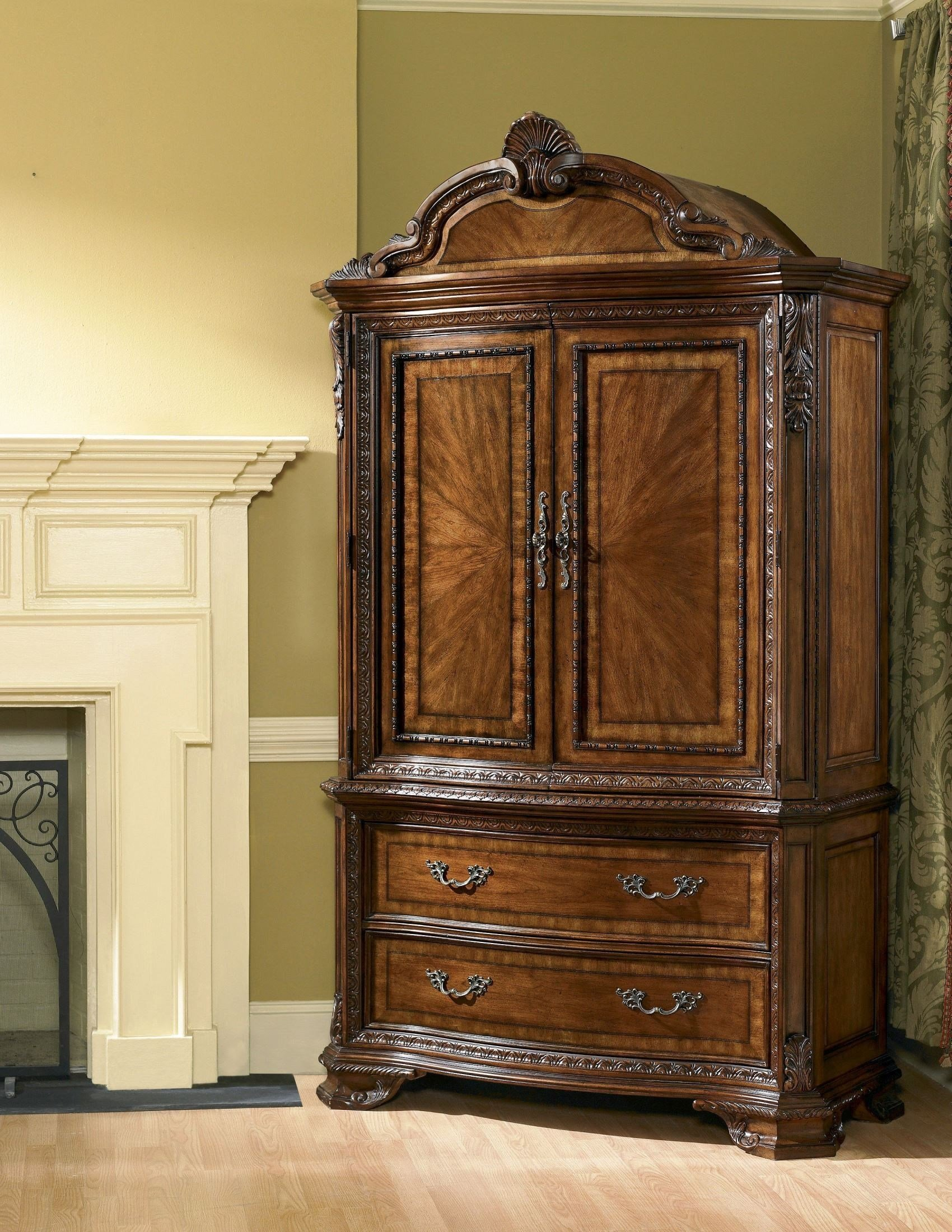 Best Old World Estate Bedroom Set From Art Furniture 143155 With Pictures