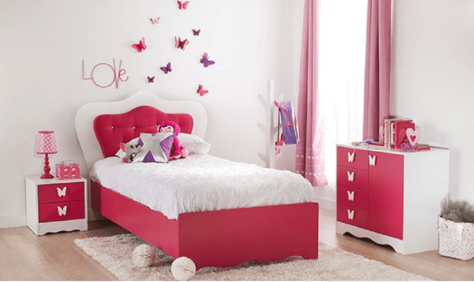 Best Aurora Kids Bedroom Suite – Shannen Living With Pictures