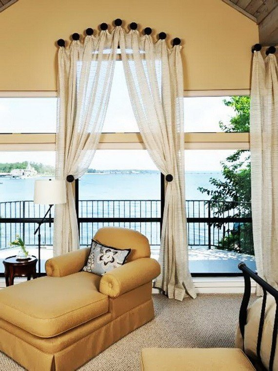Best Great Window Treatment Ideas For Bedrooms Stylish Eve With Pictures