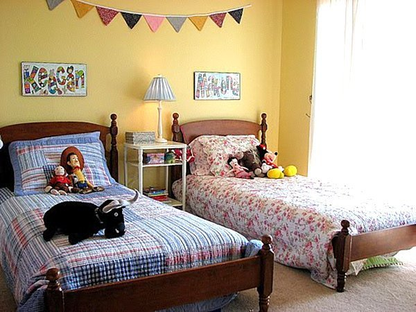 Best Kid Spaces 20 Shared Bedroom Ideas With Pictures