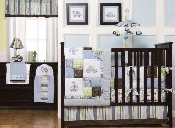 Best 30 Colorful And Contemporary Baby Bedding Ideas For Boys With Pictures