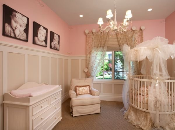 Best 26 Round Baby Crib Designs For A Colorful And Cozy Nursery With Pictures