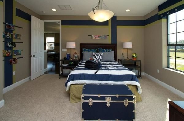 Best 30 Cool And Contemporary Boys Bedroom Ideas In Blue With Pictures