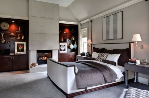 Best 50 Bedroom Fireplace Ideas Fill Your Nights With Warmth And Romance With Pictures