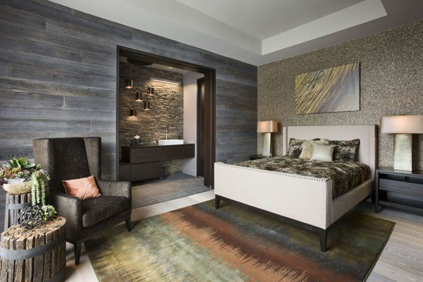 Best 21 Cheerful Rustic Bedrooms To Inspire You This Winter With Pictures