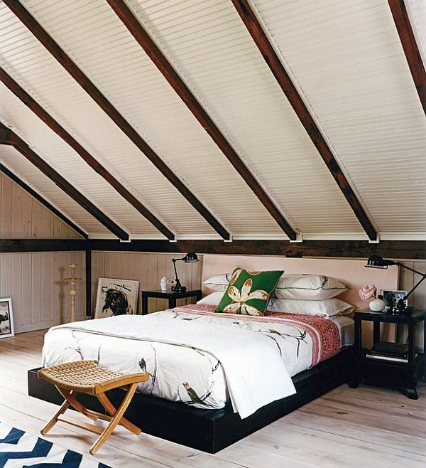 Best How To Decorate Rooms With Slanted Ceiling Design Ideas With Pictures