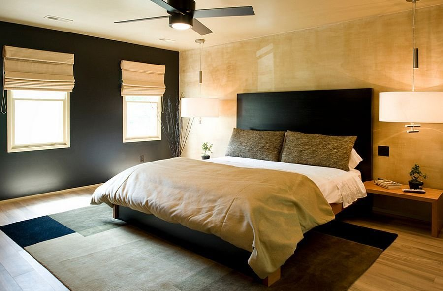Best 15 Refined Decorating Ideas In Glittering Black And Gold With Pictures