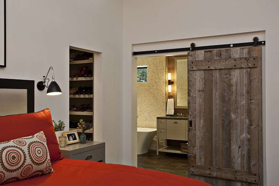 Best 25 Bedrooms That Showcase The Beauty Of Sliding Barn Doors With Pictures