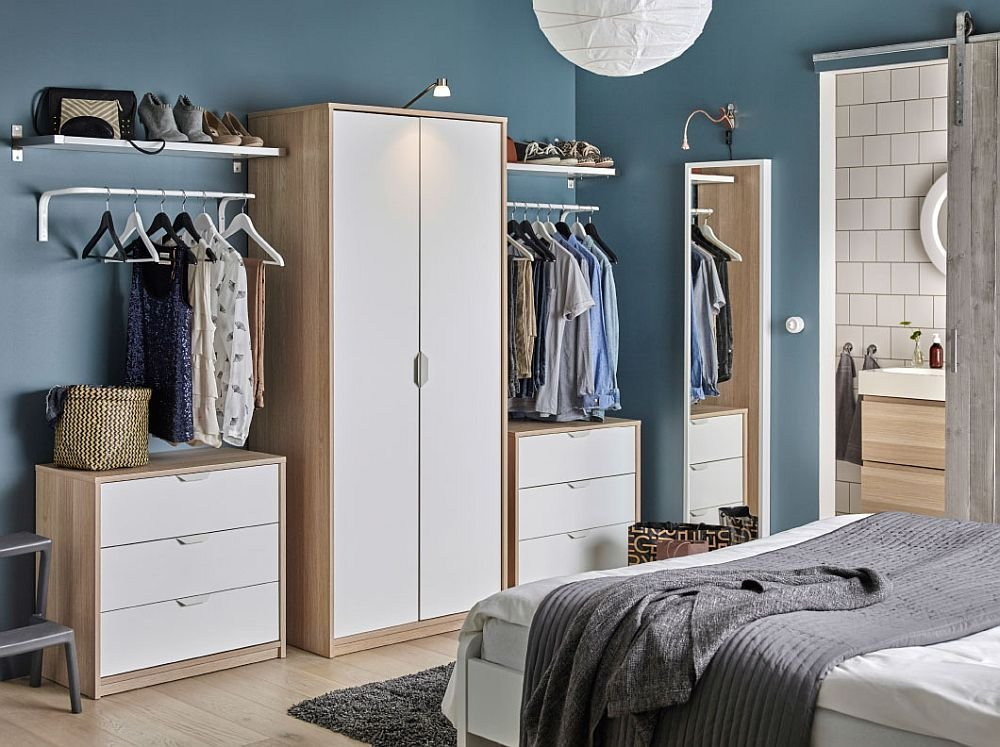 Best 50 Ikea Bedrooms That Look Nothing But Charming With Pictures