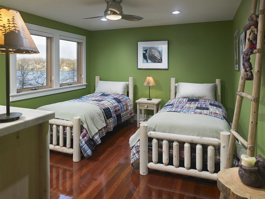 Best 25 Chic And Serene Green Bedroom Ideas With Pictures