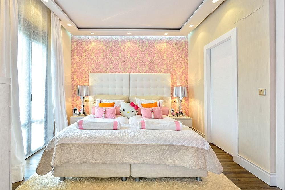 Best 15 Hello Kitty Bedrooms That Delight And Wow With Pictures