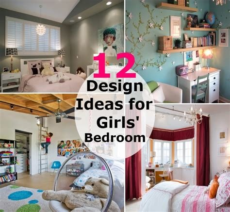 Best 12 Simple Design Ideas For Girls Bedroom Diy Home Things With Pictures