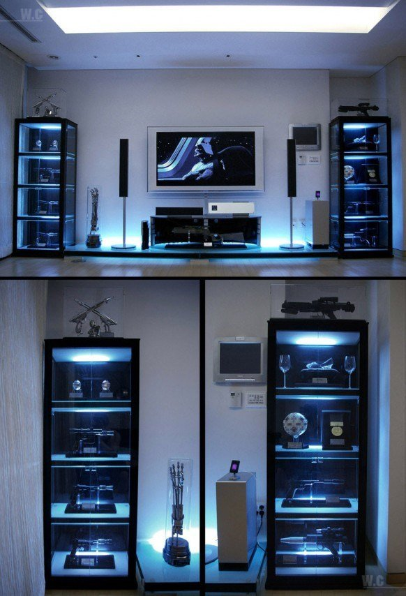 Best A Home Décor Star Wars Fans Would Be Proud Of With Pictures