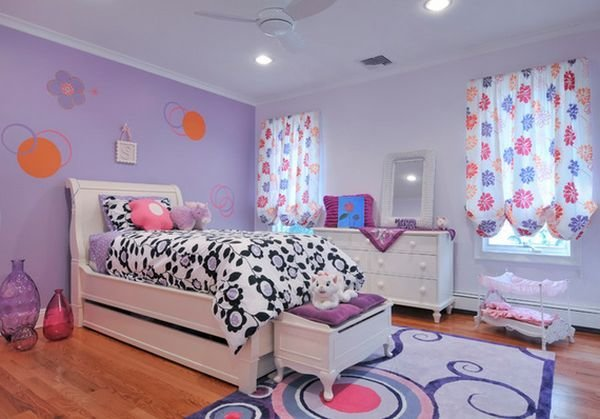 Best How To Decorate A Bedroom With Purple Walls With Pictures