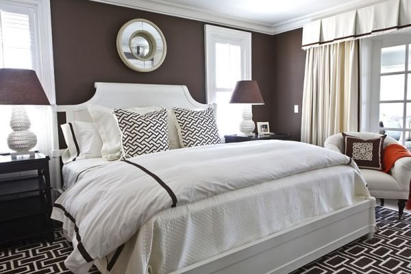 Best Chocolate Brown Bedrooms Inspiration Ideas With Pictures
