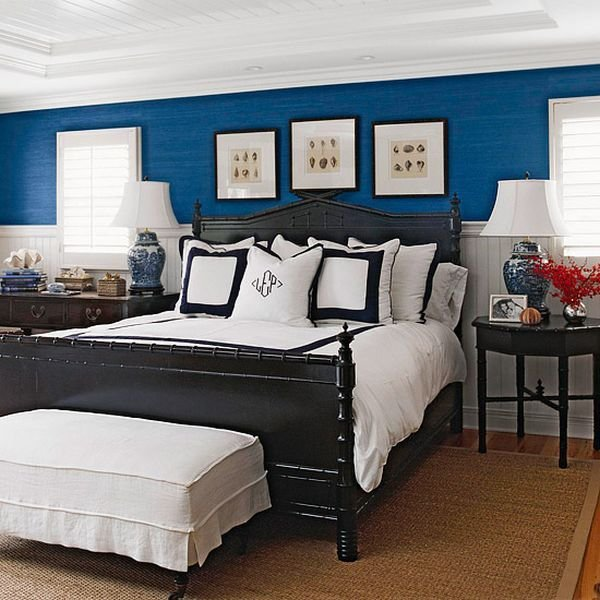 Best 5 Rooms To Create With Navy Blue Walls With Pictures