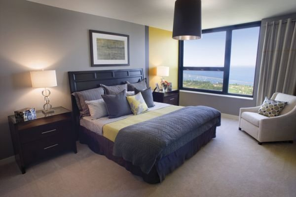 Best Color Blocking In The Bedroom Ideas Inspiration With Pictures