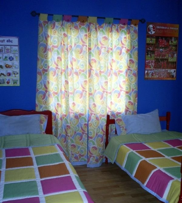 Best Curtain Designs And Styles For The Children's Bedroom With Pictures
